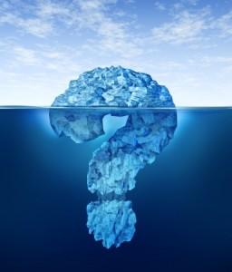 Pergunta iceberg
